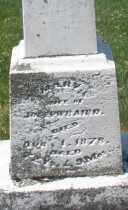 BAIRD, MARY - Warren County, Ohio | MARY BAIRD - Ohio Gravestone Photos