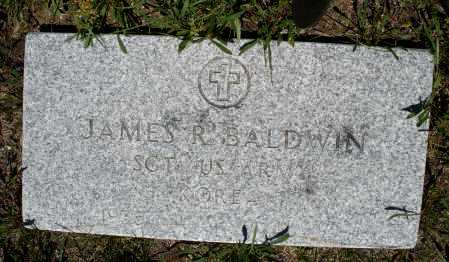 BALDWIN, JAMES R. - Warren County, Ohio | JAMES R. BALDWIN - Ohio Gravestone Photos