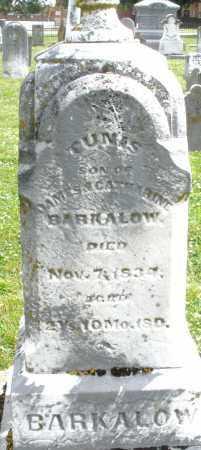 BARKALOW, TUNIS - Warren County, Ohio | TUNIS BARKALOW - Ohio Gravestone Photos