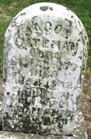 BATEMAN, JACOB - Warren County, Ohio   JACOB BATEMAN - Ohio Gravestone Photos