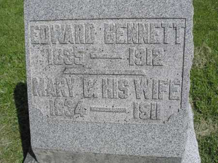 BENNETT, MARY B. - Warren County, Ohio | MARY B. BENNETT - Ohio Gravestone Photos