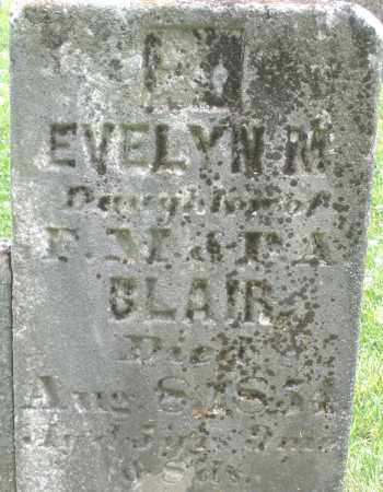 BLAIR, EVELYN M. - Warren County, Ohio | EVELYN M. BLAIR - Ohio Gravestone Photos