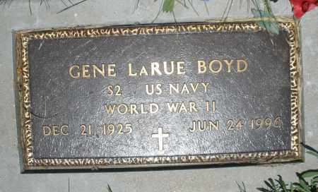 BOYD, GENE LARUE - Warren County, Ohio | GENE LARUE BOYD - Ohio Gravestone Photos