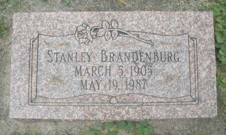 BRANDENBURG, STANLEY - Warren County, Ohio | STANLEY BRANDENBURG - Ohio Gravestone Photos
