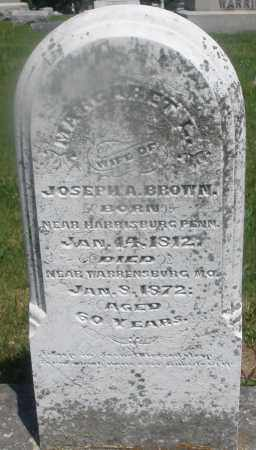 BROWN, MARGARET L. - Warren County, Ohio | MARGARET L. BROWN - Ohio Gravestone Photos