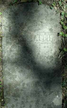 CALLIS, JOHN - Warren County, Ohio | JOHN CALLIS - Ohio Gravestone Photos