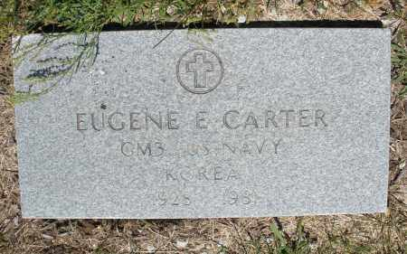 CARTER, EUGENE E. - Warren County, Ohio | EUGENE E. CARTER - Ohio Gravestone Photos