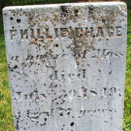 CHASE/CHAGE, PHILLIP - Warren County, Ohio | PHILLIP CHASE/CHAGE - Ohio Gravestone Photos