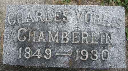 CHAMBERLAIN, CHARLES VORHIS - Warren County, Ohio | CHARLES VORHIS CHAMBERLAIN - Ohio Gravestone Photos