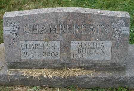 CHAMBERLAIN, CHARLES  E. - Warren County, Ohio | CHARLES  E. CHAMBERLAIN - Ohio Gravestone Photos