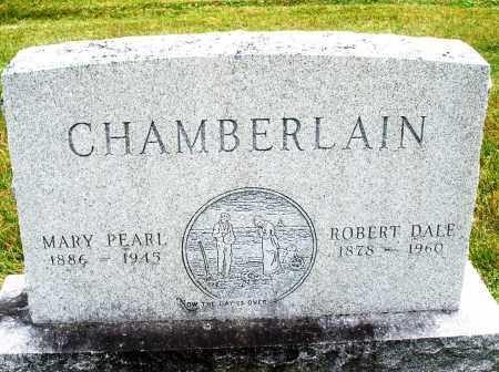 CHAMBERLIN, MARY PEARL - Warren County, Ohio | MARY PEARL CHAMBERLIN - Ohio Gravestone Photos