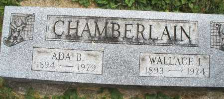 CHAMBERLAIN, ADA B. - Warren County, Ohio | ADA B. CHAMBERLAIN - Ohio Gravestone Photos