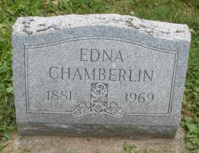 CHAMBERLIN, EDNA - Warren County, Ohio | EDNA CHAMBERLIN - Ohio Gravestone Photos