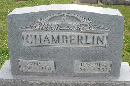 CHAMBERLIN, EMMA F. - Warren County, Ohio | EMMA F. CHAMBERLIN - Ohio Gravestone Photos