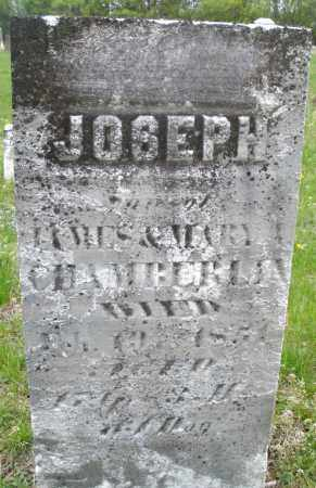 CHAMBERLIN, JOSEPH - Warren County, Ohio | JOSEPH CHAMBERLIN - Ohio Gravestone Photos