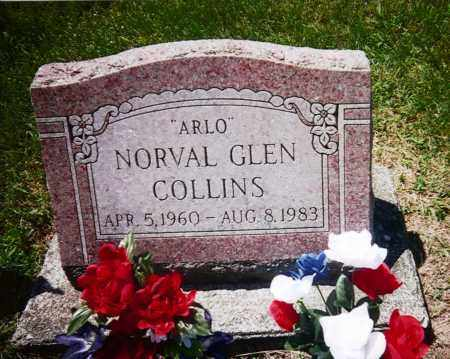 "COLLINS, NORVAL GLEN ""ARLO"" - Warren County, Ohio 