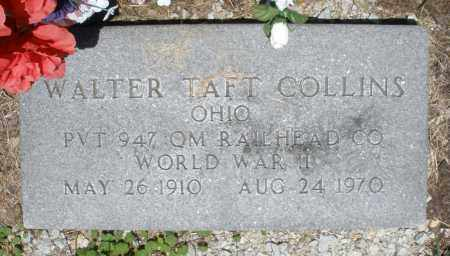 COLLINS, WALTER TAFT - Warren County, Ohio | WALTER TAFT COLLINS - Ohio Gravestone Photos