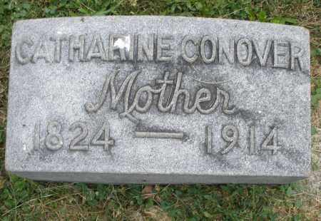 CONOVER, CATHARINE - Warren County, Ohio | CATHARINE CONOVER - Ohio Gravestone Photos