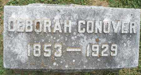 CONOVER, DEBORAH - Warren County, Ohio | DEBORAH CONOVER - Ohio Gravestone Photos