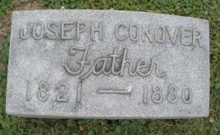 CONOVER, JOSEPH - Warren County, Ohio | JOSEPH CONOVER - Ohio Gravestone Photos