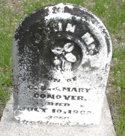 CONOVER, JOHN M. - Warren County, Ohio | JOHN M. CONOVER - Ohio Gravestone Photos