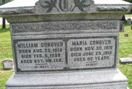 CONOVER, MARIA - Warren County, Ohio | MARIA CONOVER - Ohio Gravestone Photos
