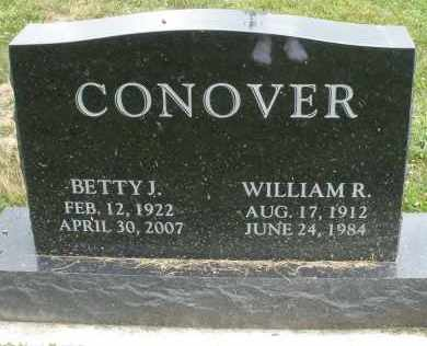 CONOVER, BETTY J. - Warren County, Ohio | BETTY J. CONOVER - Ohio Gravestone Photos