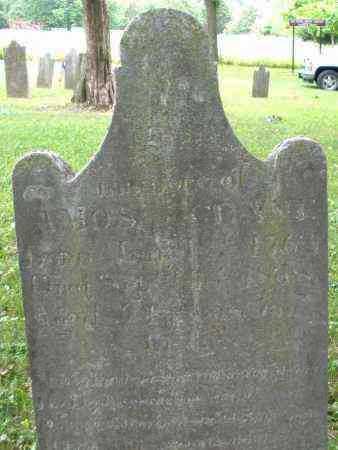 CRANE, AMOS - Warren County, Ohio | AMOS CRANE - Ohio Gravestone Photos