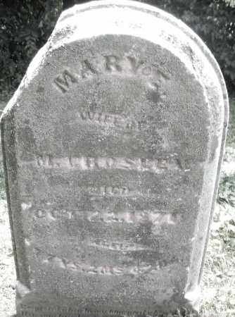 CROSLEY, MARY E. - Warren County, Ohio | MARY E. CROSLEY - Ohio Gravestone Photos