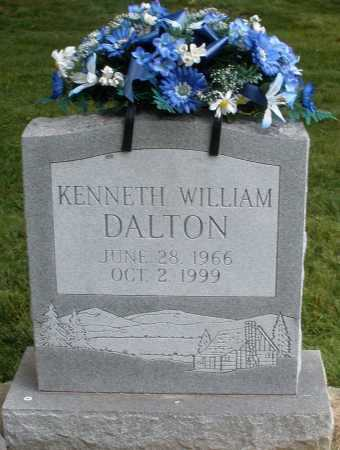 DALTON, KENNETH WILLIAM - Warren County, Ohio | KENNETH WILLIAM DALTON - Ohio Gravestone Photos