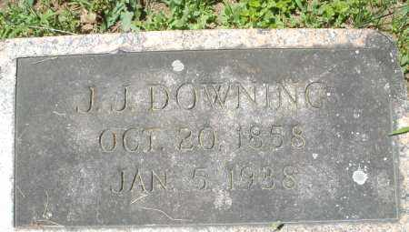 DOWNING, J.J. - Warren County, Ohio | J.J. DOWNING - Ohio Gravestone Photos