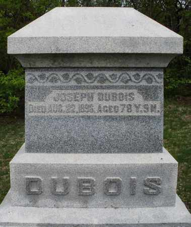 DUBOIS, JOSEPH - Warren County, Ohio | JOSEPH DUBOIS - Ohio Gravestone Photos