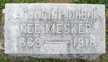 DUBOIS, KATHARINE - Warren County, Ohio | KATHARINE DUBOIS - Ohio Gravestone Photos