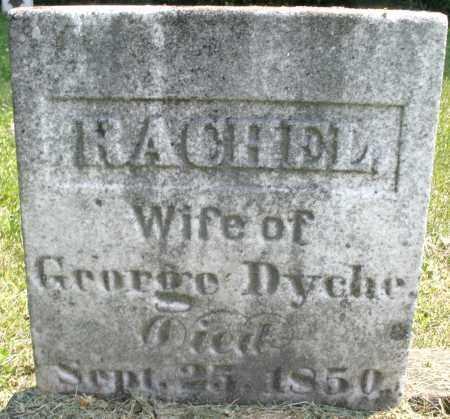 DYCHE, RACHEL - Warren County, Ohio | RACHEL DYCHE - Ohio Gravestone Photos