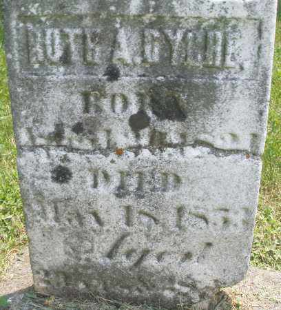 DYCHE, RUTH A. - Warren County, Ohio | RUTH A. DYCHE - Ohio Gravestone Photos