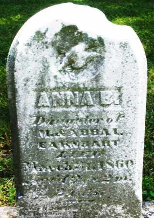 EARNHART, ANNA B. - Warren County, Ohio | ANNA B. EARNHART - Ohio Gravestone Photos