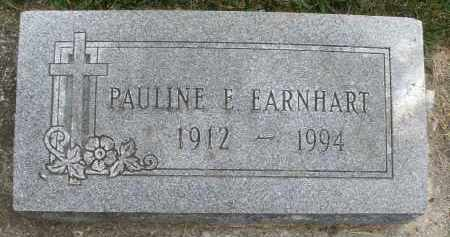 EARNHART, PAULINE F. - Warren County, Ohio | PAULINE F. EARNHART - Ohio Gravestone Photos
