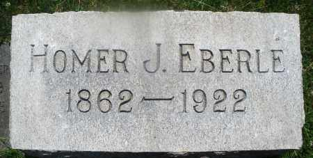 EBERLE, HOMER J. - Warren County, Ohio | HOMER J. EBERLE - Ohio Gravestone Photos