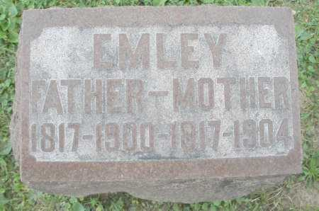 EMLEY, FATHER - Warren County, Ohio | FATHER EMLEY - Ohio Gravestone Photos