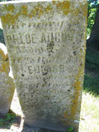 EULASS, PHEBE ? - Warren County, Ohio | PHEBE ? EULASS - Ohio Gravestone Photos