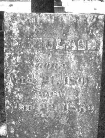 EULASS, WILLIAM - Warren County, Ohio | WILLIAM EULASS - Ohio Gravestone Photos