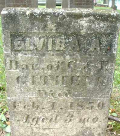 GITHENS, ELVIRA A. - Warren County, Ohio | ELVIRA A. GITHENS - Ohio Gravestone Photos