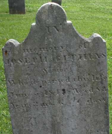 GITHENS, JOSEPH - Warren County, Ohio | JOSEPH GITHENS - Ohio Gravestone Photos