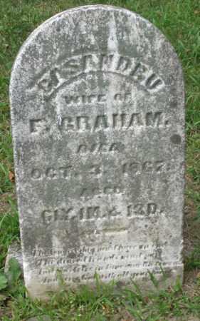 GRAHAM, CASANDEU - Warren County, Ohio | CASANDEU GRAHAM - Ohio Gravestone Photos
