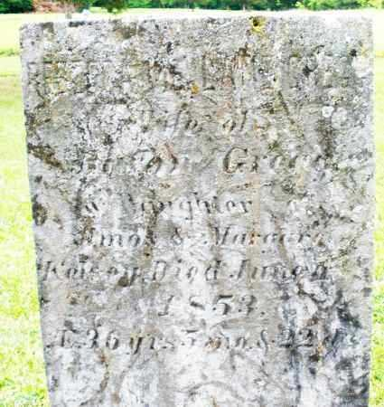 GROSS, REBECCA - Warren County, Ohio | REBECCA GROSS - Ohio Gravestone Photos