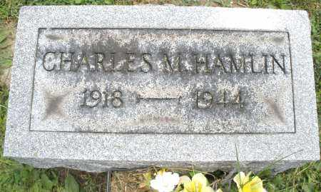 HAMLIN, CHARLES M. - Warren County, Ohio | CHARLES M. HAMLIN - Ohio Gravestone Photos