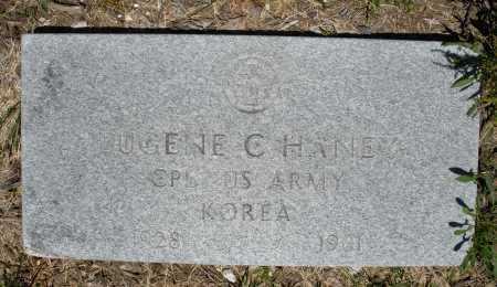 HANEY, EUGENE C. - Warren County, Ohio | EUGENE C. HANEY - Ohio Gravestone Photos