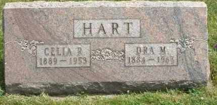HART, ORA M. - Warren County, Ohio | ORA M. HART - Ohio Gravestone Photos