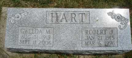 HART, GWELDA M. - Warren County, Ohio | GWELDA M. HART - Ohio Gravestone Photos