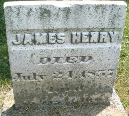 HENRY, JAMES - Warren County, Ohio | JAMES HENRY - Ohio Gravestone Photos